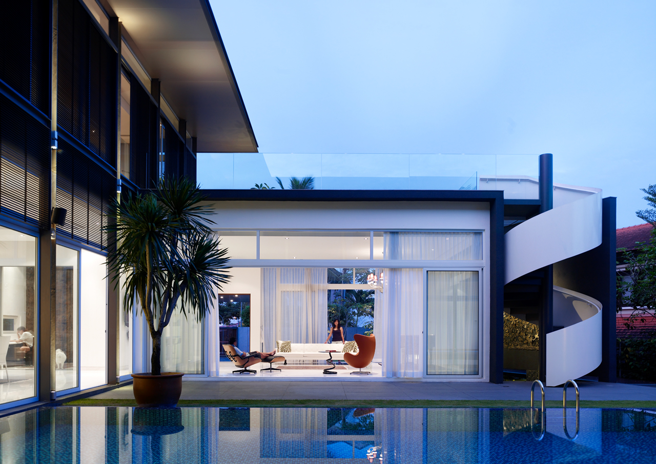 Architecture firm singapore award winning architect singapore for Architecture firms in singapore