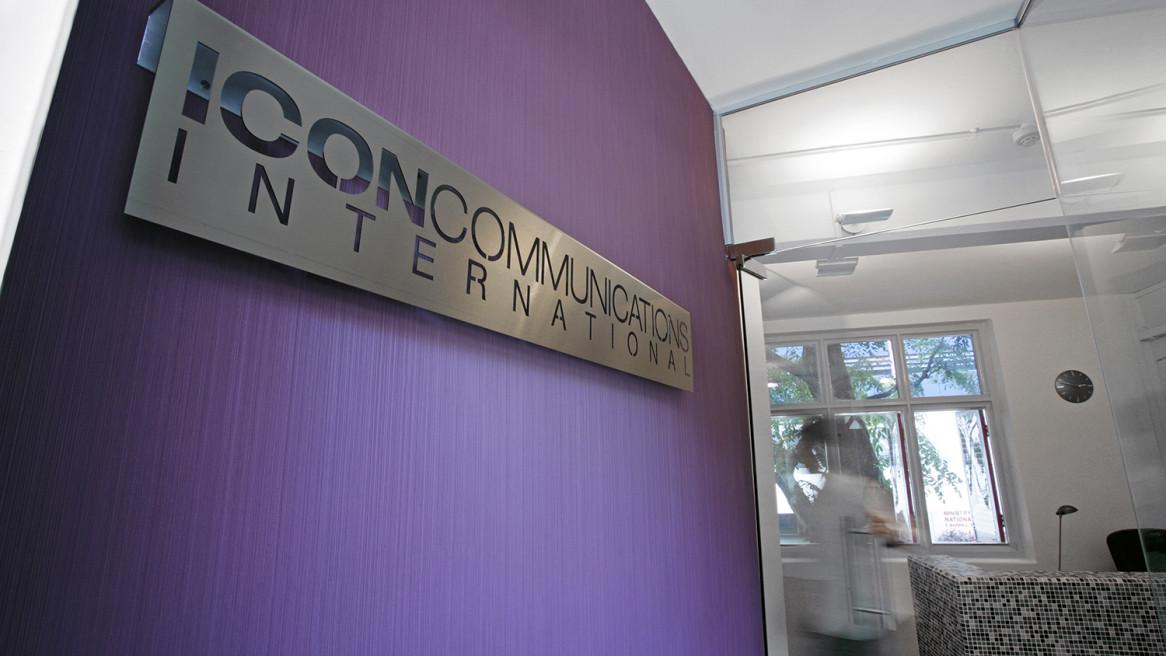 ICON COMMUNICATION