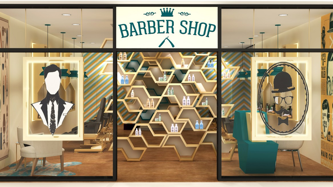 BARBER SHOP DUBAI
