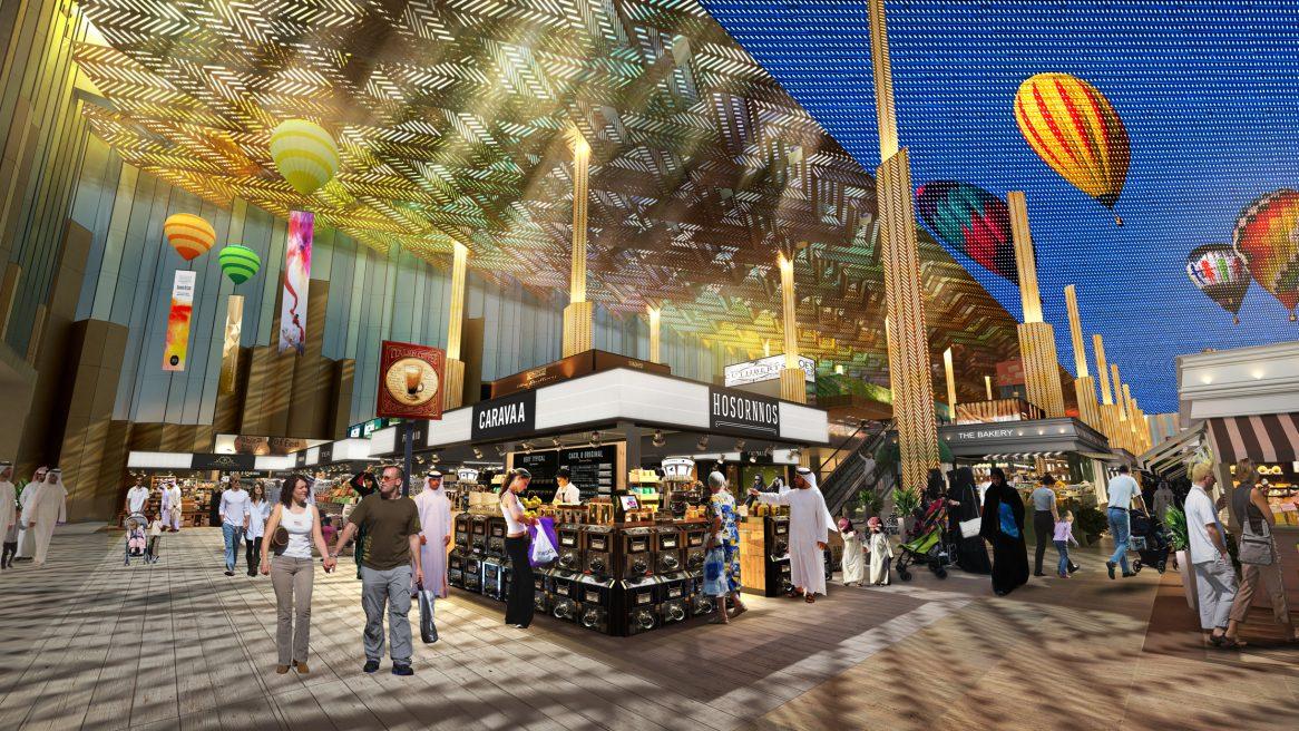 DUBAI MARKET PLACE